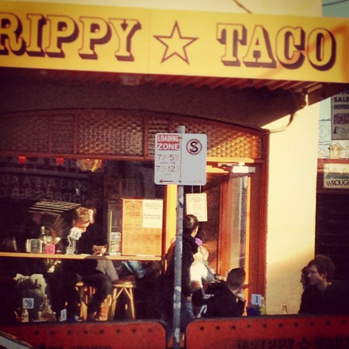 Trippy Taco, Collingwood Melbourne - Restaurants