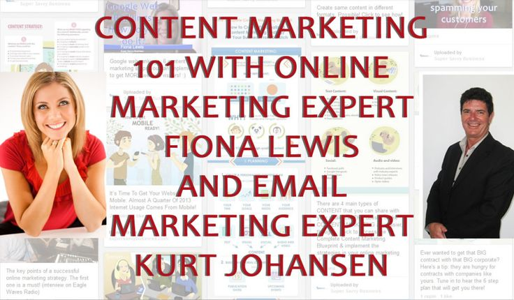 Fiona Lewis Answers: How Can You Learn More About What Google Loves On a 101 Basis? (With Email Marketing Expert Kurt Johansen)