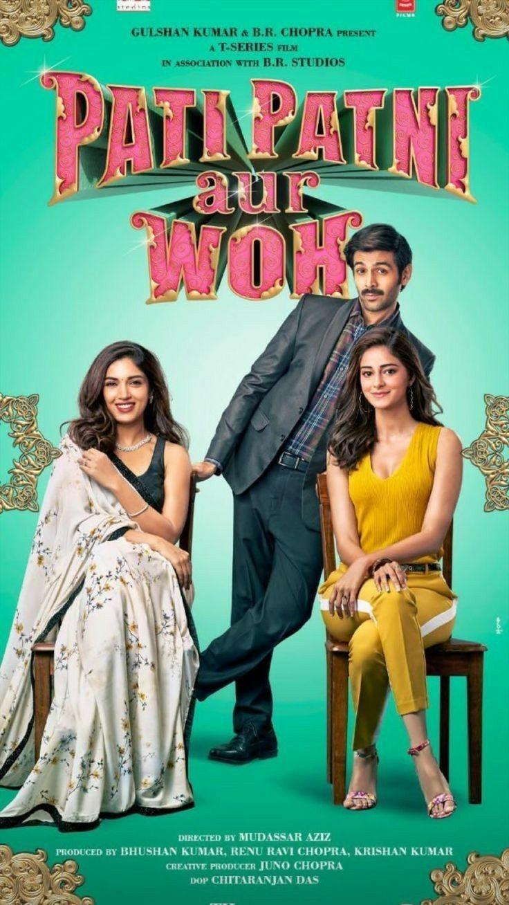 Watch Or Download Pati Patni Aur Woh Full Hindi Movie In Hd In 2020 Movies To Watch Hindi Hindi Movies Comedy Movies