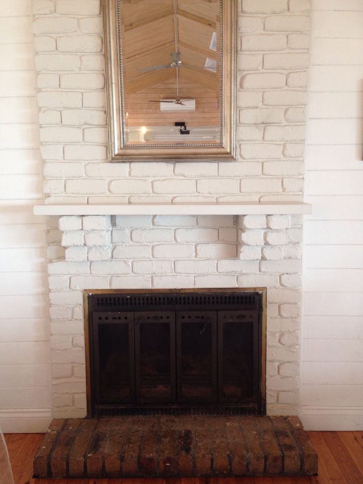 Fire place to decorate