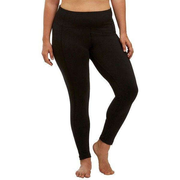 Gorgeous >> Pretty Marika Curves Extreme-Rise Tummy Administration Leggings...