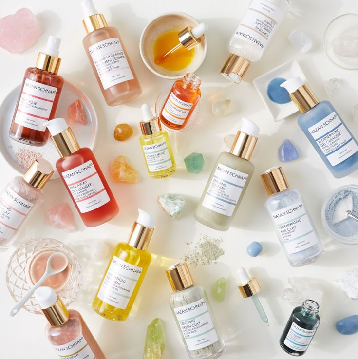 Beauty Retailers Go All-In On Crystal-Infused Products for Summer