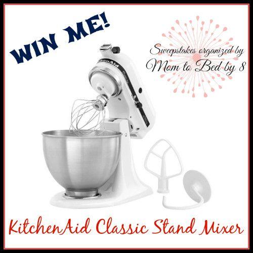 KitchenAid-Classic-Mixer-Sweepstakes