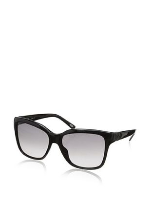 60% OFF Loewe Women's SLW723 Sunglasses, Shiny Black