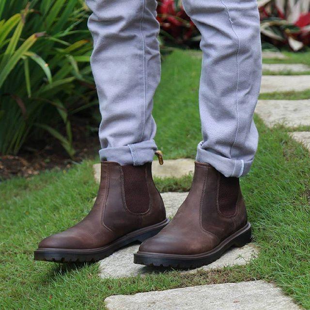 a5dedd19122 Dr. Martens 2976 Carpathian Tan | Fashion & Trends | Boots, Chelsea ...
