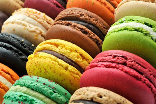 macaron from Pierre Herme