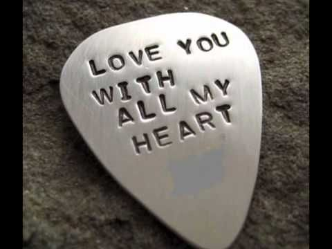 Steve Wariner - Like A River To The Sea....I know this is written from a man's perspective, but this is how I feel about my husband, Jerry.