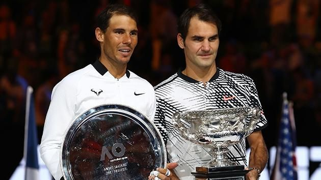 Tennis greats Wimbledon tips for Roger Federer and Rafael Nadal - Yahoo7