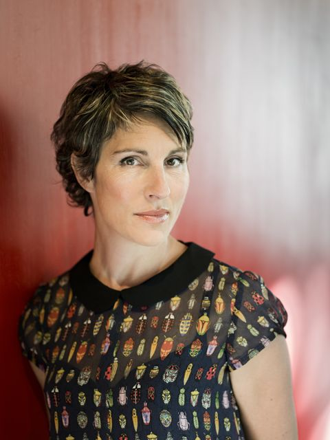ok but how cute is Tamsin Greig  always