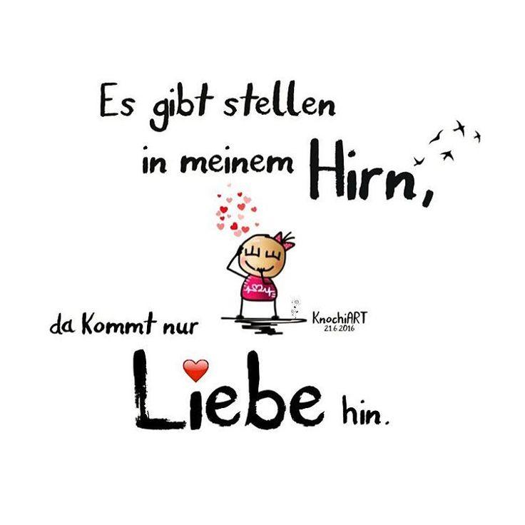 """Guten morgen #Instafreunde  …ich muss euch was #gestehen  """" Es gibt stellen in meinem #Hirn ,da kommt nur #Liebe ❤️ hin.  #spruch #sprüche #spruchdestages  #sommer #sonne #sonnenschein ☀️ (hier: Heilbad Heiligenstadt)"""