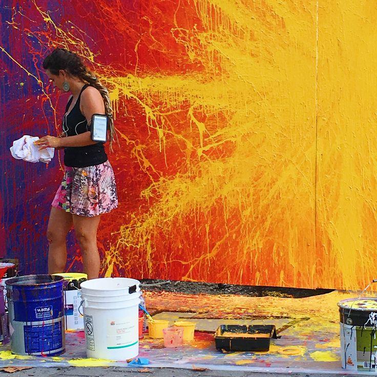 Wonderwall Festival, Port Adelaide, South Australia (Photo by Ruby George)