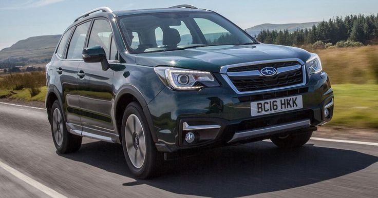 Subaru Announces Special Edition Forester For The UK #New_Cars #Prices