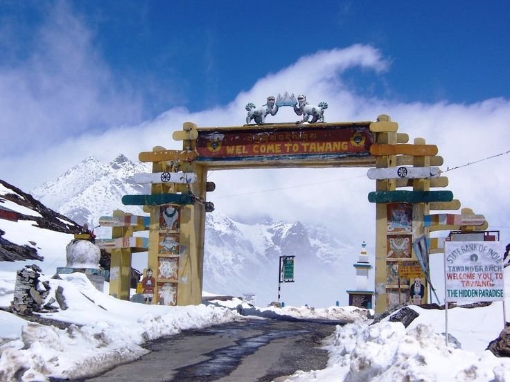 20 Captivating Pictures Of Arunachal Pradesh That Will Simply Take Your Breath Away. I wanna visit Tawang again..I will. I soo will!!!