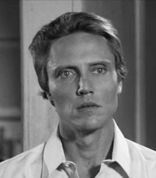 Young Christopher Walken