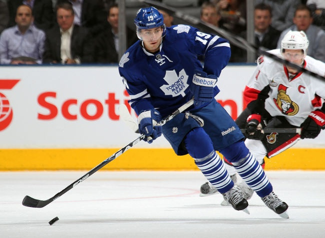 """Joffrey Lupul: Yahoo Sports Correspondent ... click to read the article written by Lupul - Ask Men's """"An NHL Player's Unadulterated Opinion On Why There's A Lockout"""""""