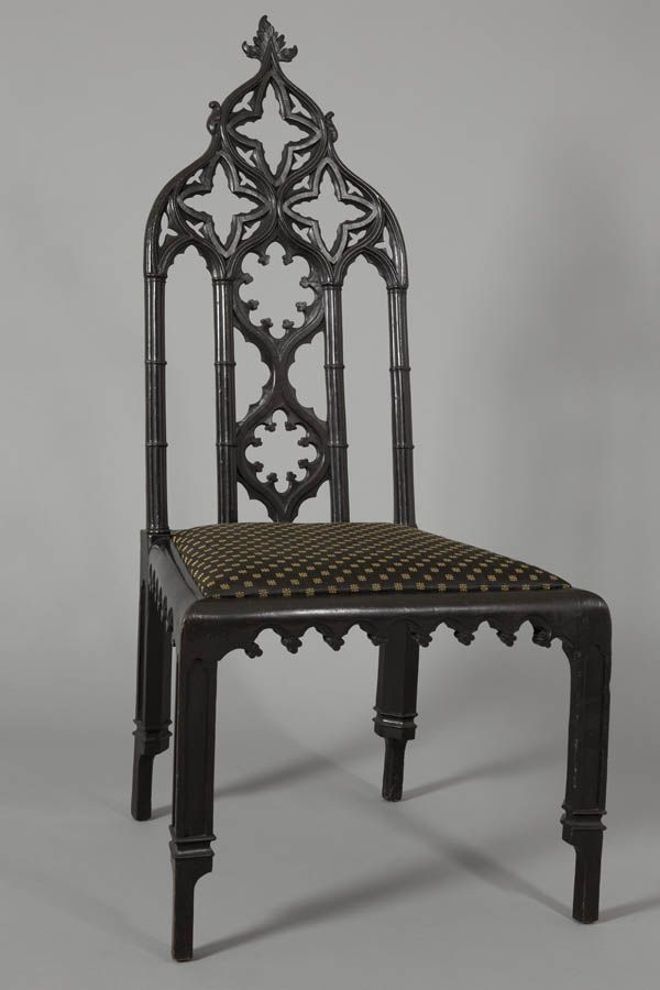 Gothic Furniture Chair Zoom