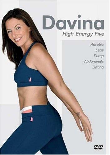 Davina - High Energy Five [DVD]:Amazon:Film & TV