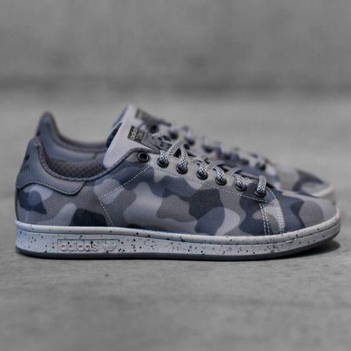 adidas Originals Stan Smith: Grey Camo