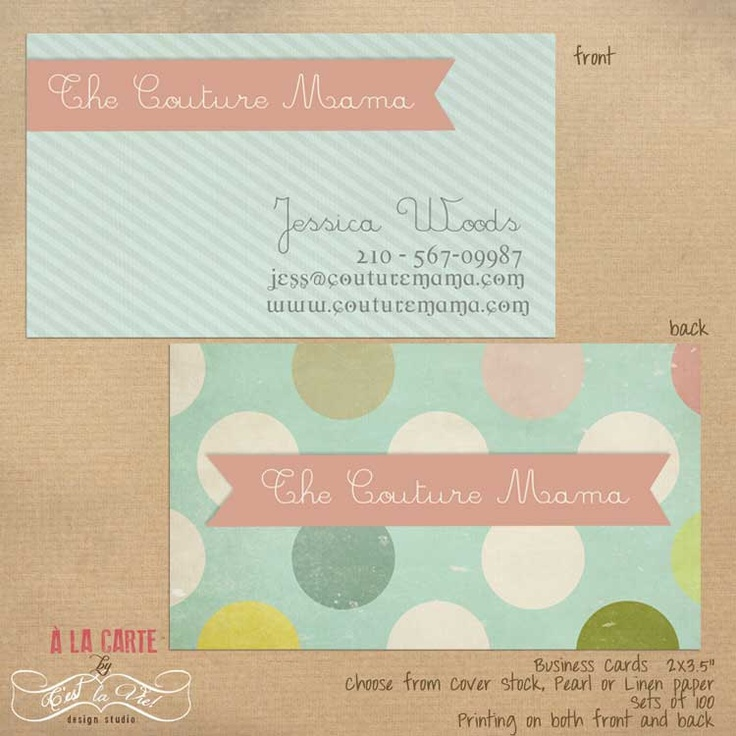 186 best Business Card Design images on Pinterest | Business cards ...