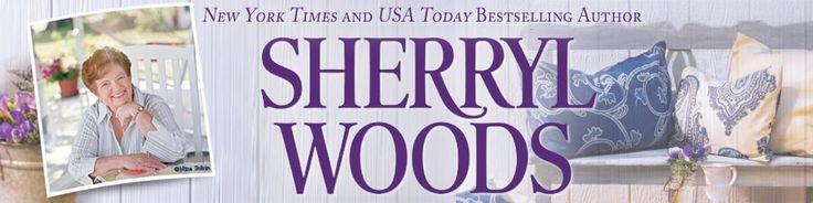 Author Sherryl Woods book list
