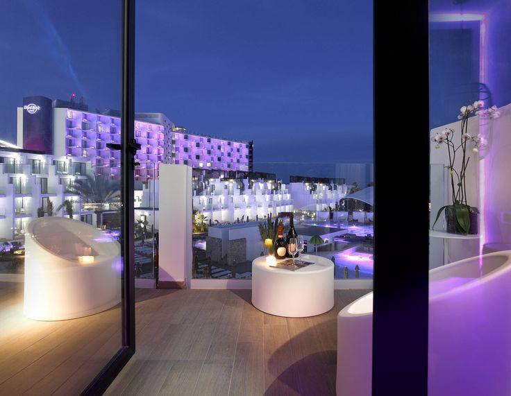 Hard Rock Hotel Ibiza en Sant Jordi de Ses, Ibiza, Balearic Islands