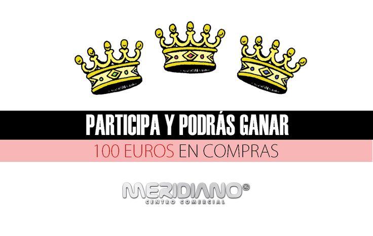 Pulsa en la imagen y participa en nuestro juego, con el que podrás ganar 100 euros en compras en el Centro Comercial Meridiano