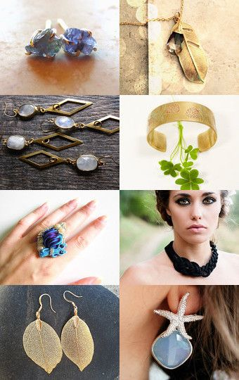 jewelry LOVE.. by Chicca on Etsy--Pinned with TreasuryPin.com