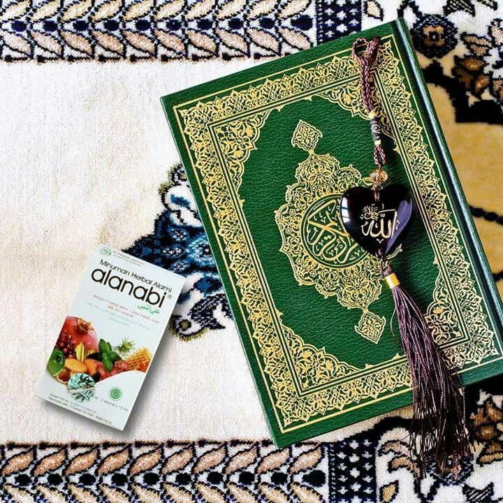 Visi Alanabi: Kami hadir untuk memberikan solusi bagi umat muslim dalam mencari produk yang bermanfaat untuk kesehatan, halal serta baik (halalan thayyiban). Produk diteliti dan dikembangkan berdasarkan bahan-bahan yang terinspirasi dari Al-Quran dan Hadits, kemudian mengolahnya sesuai cara berproduksi makanan yang baik (good manufacturing practice), sehingga standar dan mutu keamanan pangannya benar-benar terjamin.  Hidup Sehat Cara Nabi, Hijrah ke Alanabi!