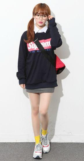봄,교복 이쁘게 입는법♥핏으로 포인트를 주자! :: 페미닌걸-10/20대여자패션블로그,훈녀생정