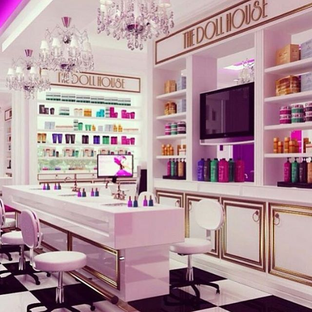 Fashion Nail Salon And Beauty Spa Games For Girls: 390 Best S A L O N & S P A Images On Pinterest