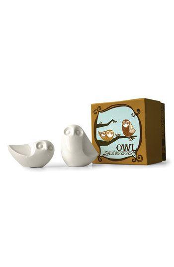 modern owls ceramic