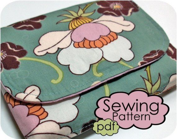 Journal+Clutch+PDF+Sewing+Pattern+by+michellepatterns+on+Etsy