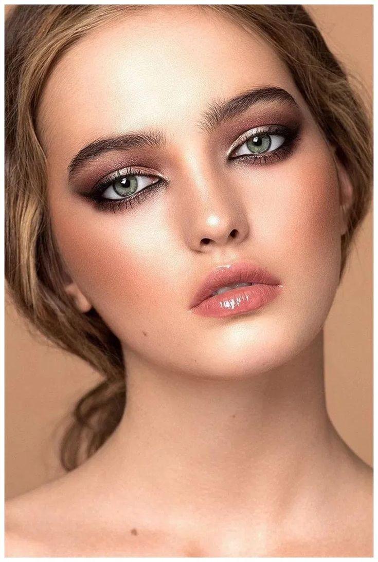 40+ natural smokey eye makeup make you brilliant 23