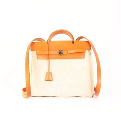 Hermès Herbag Toile | CBL Bags