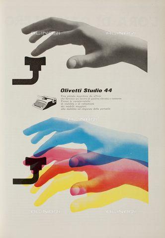 Quando le mele erano solo frutta: la comunicazione ai tempi di Adriano Olivetti