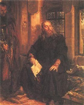 WladyslawWhitein Dijon - Jan Matejko