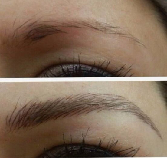 Permanent eyebrows by Kouki