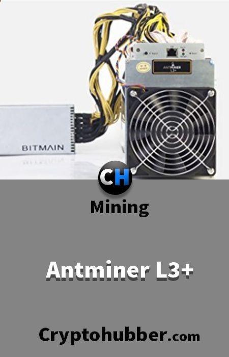 Komodo Coin Mining L3 Antminer – Heladeras Solano