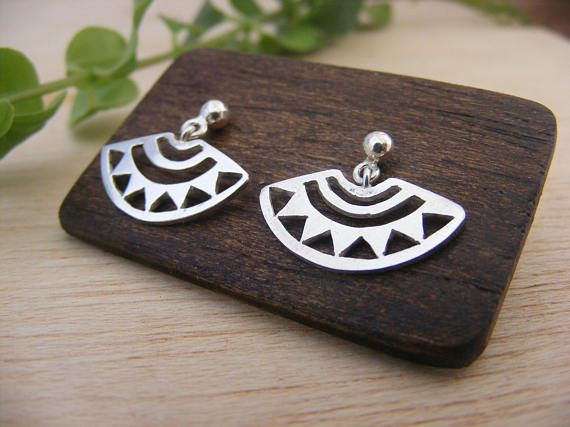 Silver Handmade Uraqi Earrings
