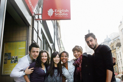 The English Studio, London