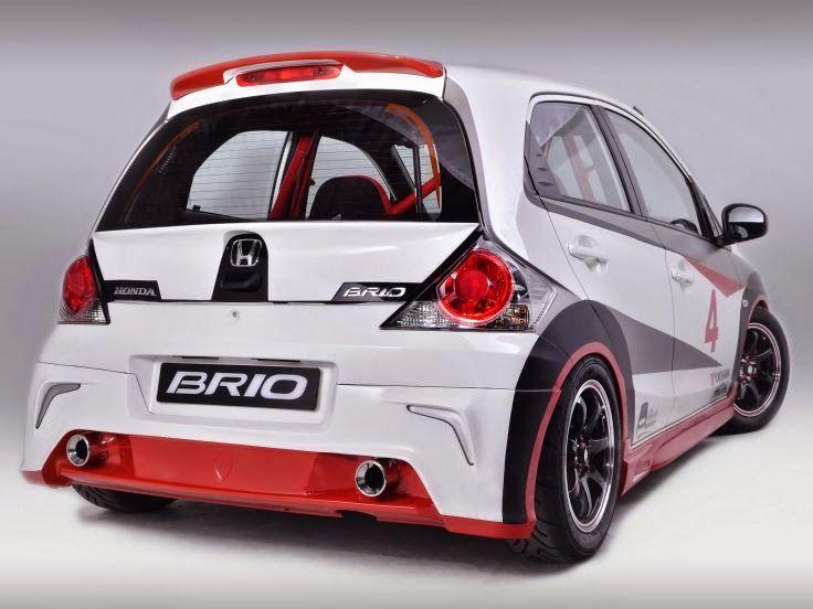 Imutnya Honda Brio Modifikasi Ini - http://www.chikomotor.com/imutnya-honda-brio-modifikasi-ini.html