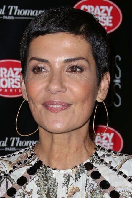 Cristina Cordula, un maquillage sophistiqué