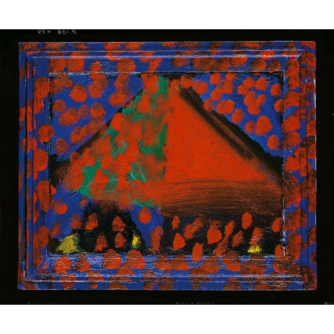 Howard Hodgkin 1993
