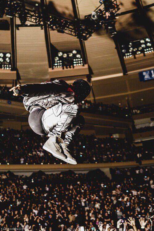 Kanye West's 'Yeezus Tour'