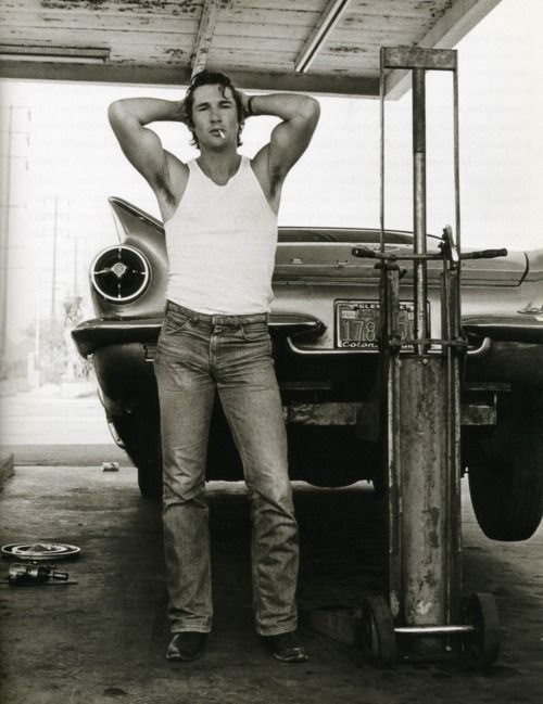Richard Gere by Herb Ritts