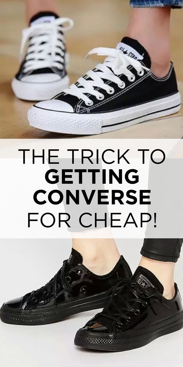Moving into a new dorm or buying clothes for the new school year? Buy and Sell Converse at Poshmark! Install for free now! Shipping is also fast and easy for sellers and buyers!