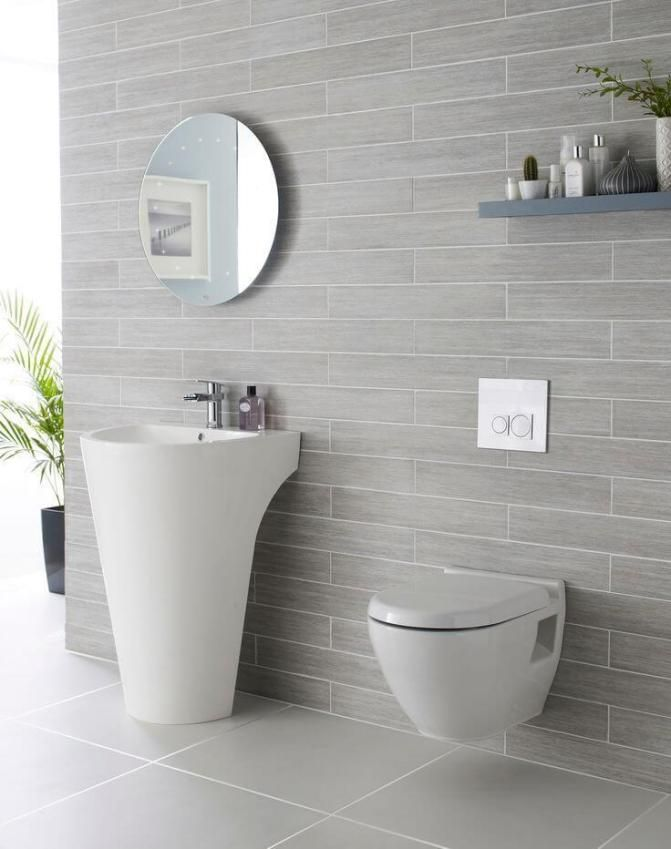 11 Grey Tile Bathroom Complete With Lavish Basin Grey Bathroom Tiles Grey Bathrooms Bathroom Tile Designs