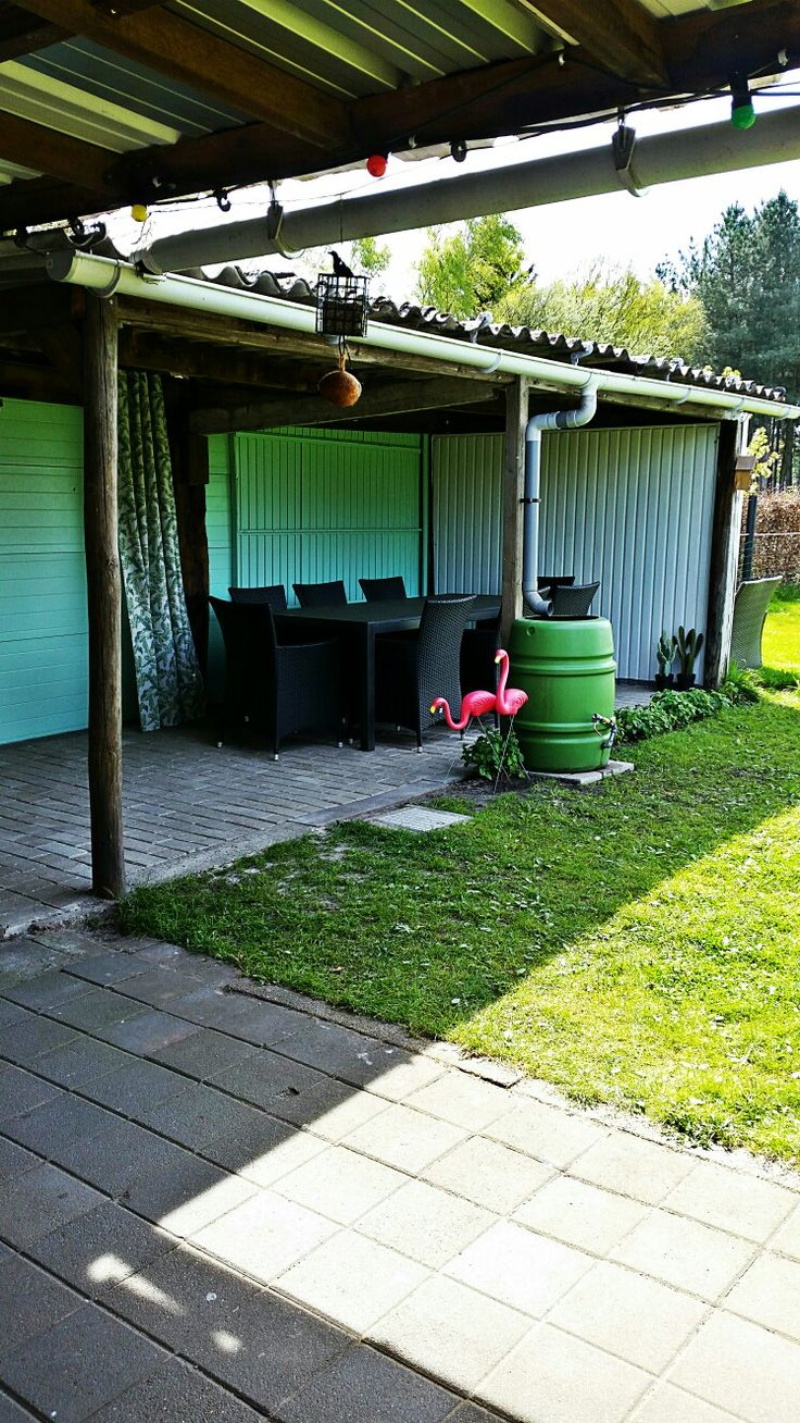My Backyard / Patio DIY #KWANTUM Inspiration