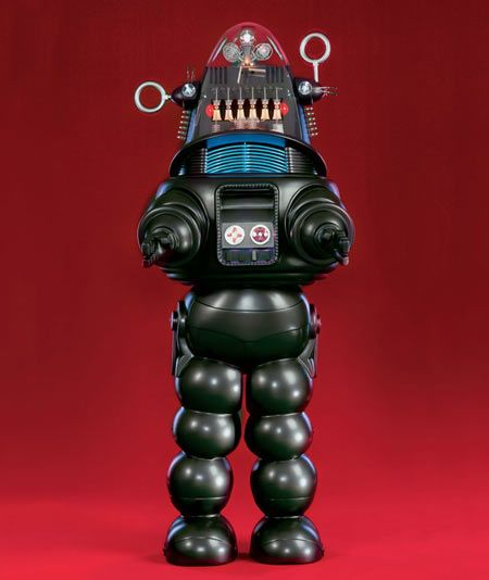 Robby the Robot - 1956 - Forbidden Planet