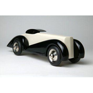 Toy car - Chevrolet Blanc et Noir